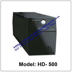 BỘ LƯU ĐIỆN HD 500 VA OFFLINE