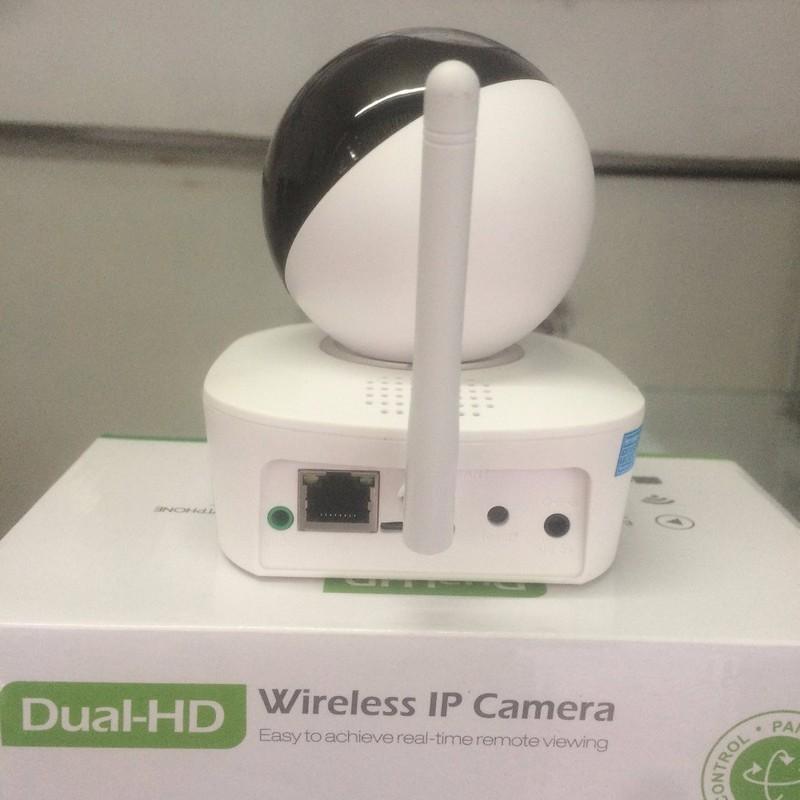 CAMERA KHÔNG DÂY IP 360 ĐỘ HNVISION FULL HD 1080P 2.0MP 2