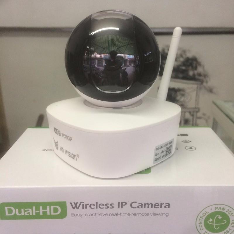 CAMERA KHÔNG DÂY IP 360 ĐỘ HNVISION FULL HD 1080P 2.0MP 1