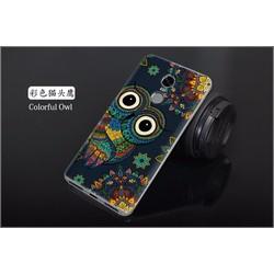 Ốp lưng Xiaomi Redmi Note 4x dẻo hoa văn 3D 2 | Ốp lưng Redmi Note 4x