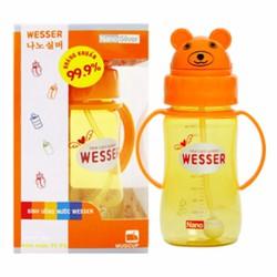 Bình uống nước Wesser 260ml