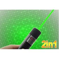 Đèn pin - Đèn chiếu xa và kính vạn hoa 303