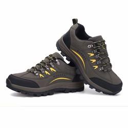 Giày đi phượt WANDESI - Du lịch, Leo núi, Trekking - Xanh