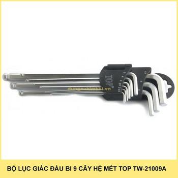 Bộ lục giác 9 cây Top TW-21009A - BLG9-TOP-TW-21009A