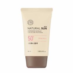 Kem chống nắng Natural Sun Eco Photogenic Sun Blur SPF50PA