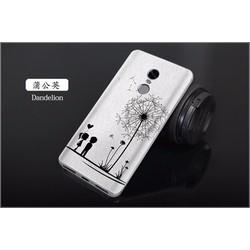 Ốp lưng Xiaomi Redmi Note 4x dẻo hoa văn 3D 12 | Ốp lưng Redmi Note 4x