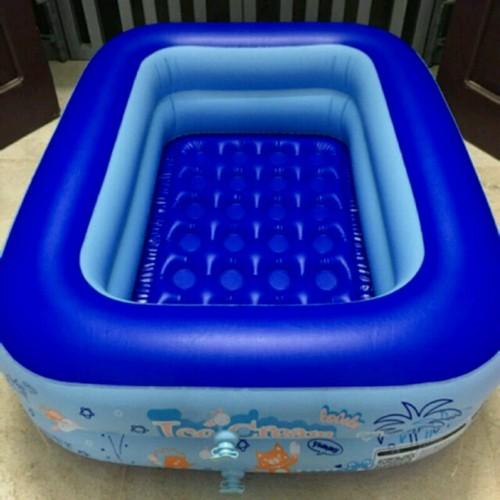 Bể bơi phao cho bé 1m2 - 4335082 , 5962812 , 15_5962812 , 160000 , Be-boi-phao-cho-be-1m2-15_5962812 , sendo.vn , Bể bơi phao cho bé 1m2