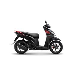 Xe tay ga Honda Vision Phiên bản cao cấp - Đen mờ