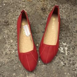 BB91DO - Giày Búp Bê Nữ Cá Tính