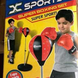 Găng tay boxing cho bé