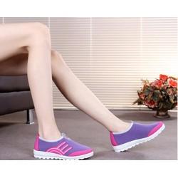 Giày thể thao nữ mùa hè - Giày slip on nữ - giày dép - giày đẹp