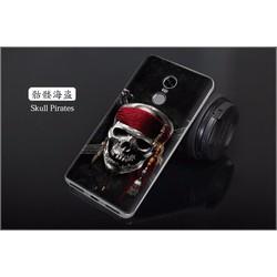 Ốp lưng Xiaomi Redmi Note 4x dẻo hoa văn 3D 7 | Ốp lưng Redmi Note 4x