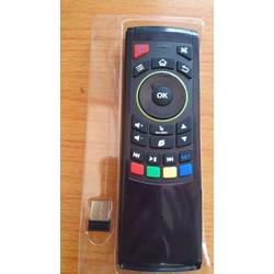 remote chuột bay + bàn phím dành cho tivi wifi thiết bị android