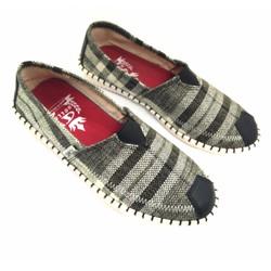 Giày lười vải cao cấp trẻ trung năng động AD301X