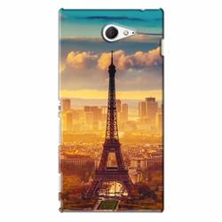 Ốp lưng Sony M2 - Paris