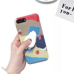 Case dt iphone 6, 6plus, 7, plus silicone dẻo mềm