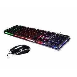 Bộ bàn phím và chuột chuyên game CID TECH K8-1915 led 7 màu