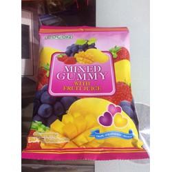 4 bịch Keo dẻo trái cây Gummy