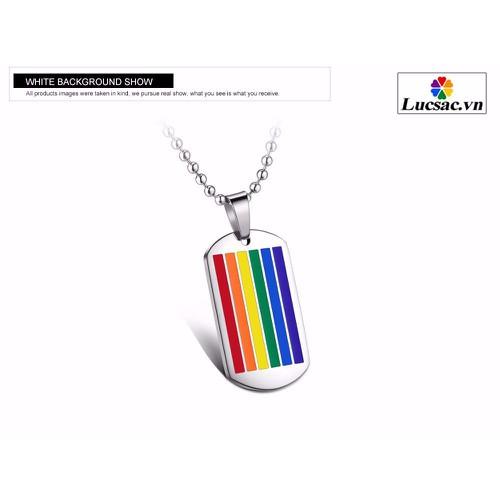 Dây chuyền đồng tính cho Gay, Les, LGBT - TS007 - 10412975 , 6196419 , 15_6196419 , 175000 , Day-chuyen-dong-tinh-cho-Gay-Les-LGBT-TS007-15_6196419 , sendo.vn , Dây chuyền đồng tính cho Gay, Les, LGBT - TS007