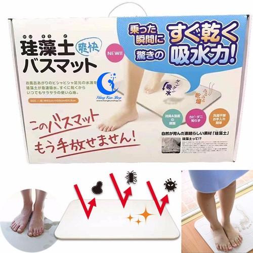 Thảm siêu thấm Nhật Bản