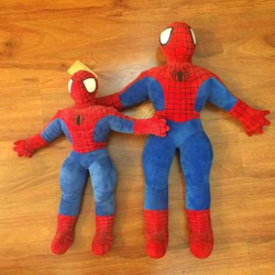 Thú nhồi bông người nhện Spiderman 70cm