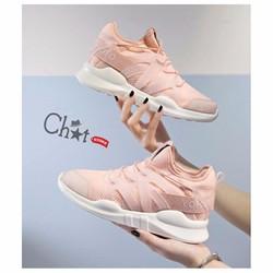 Giày Sneaker Nữ M Họa Tiết Độc Đáo