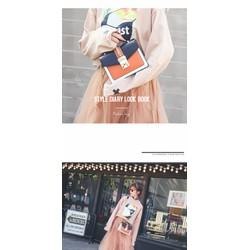 Túi xách cho nữ style Hàn Quốc 2017