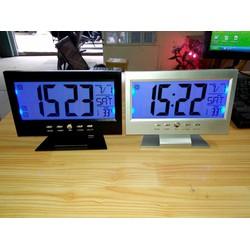 Đồng Hồ Báo Thức Để Bàn LCD MS8082