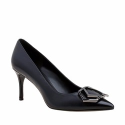 Giày Cao Gót Nữ Nine West Mamani Black
