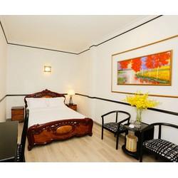 New Star Inn Hotel 3 sao 2N1Đ  Phòng Standard Ăn sáng dành cho 02 người