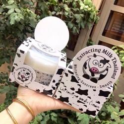 kem trắng da body  cốt sữa bò thái