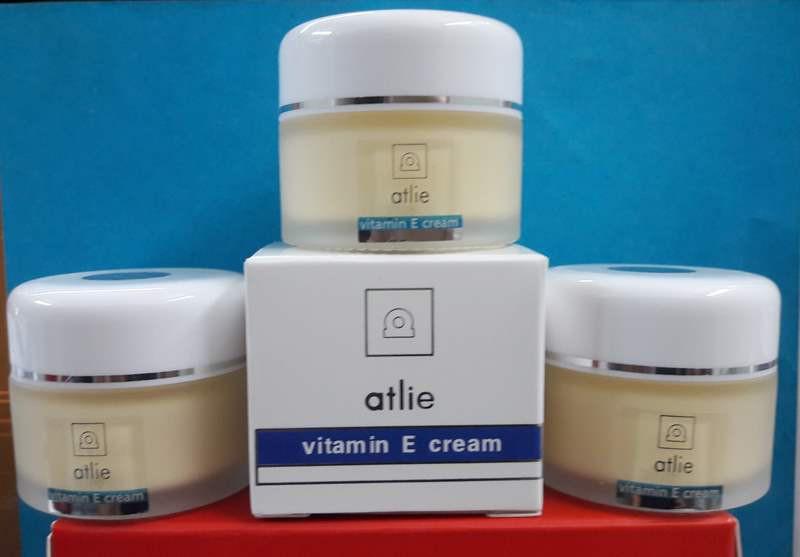 Kem Atlie Vitamin E Cream 1