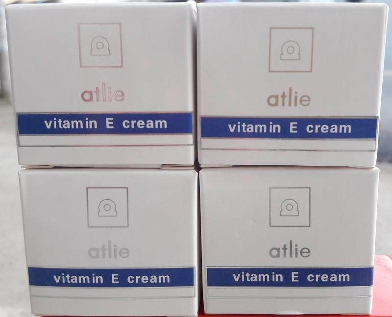 Kem Atlie Vitamin E Cream 4