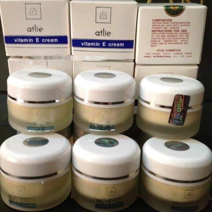 Kem Atlie Vitamin E Cream 2