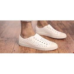 Giày Nhựa Nam Nữ Đi Mưa Native