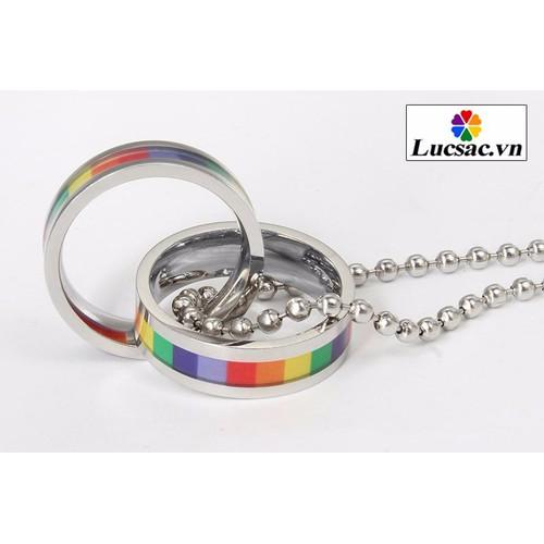 Dây chuyền đồng tính cho gay, Les, LGBT - TS006 - 10412961 , 6196332 , 15_6196332 , 270000 , Day-chuyen-dong-tinh-cho-gay-Les-LGBT-TS006-15_6196332 , sendo.vn , Dây chuyền đồng tính cho gay, Les, LGBT - TS006