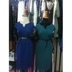 Đầm ôm đơn giản big size