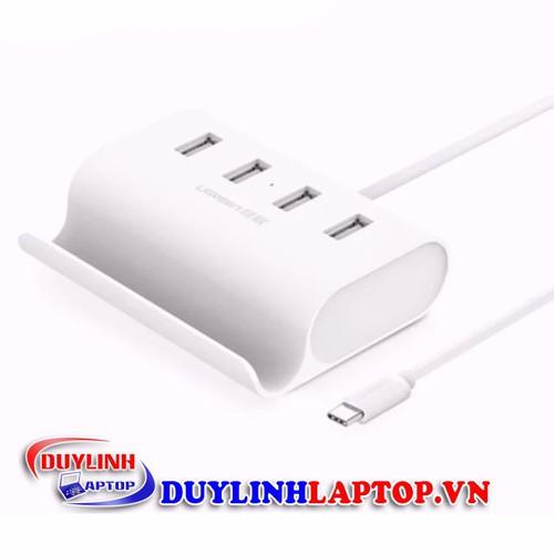 Cáp USB Type C ra 4 cổng USB 2.0 chính hãng UGREEN 30288 - 10412902 , 6195881 , 15_6195881 , 240000 , Cap-USB-Type-C-ra-4-cong-USB-2.0-chinh-hang-UGREEN-30288-15_6195881 , sendo.vn , Cáp USB Type C ra 4 cổng USB 2.0 chính hãng UGREEN 30288