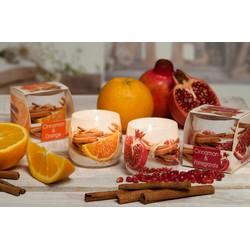 Ly nến thơm Cinnamon Bartek Candles FtraMart FTM-BAT1068