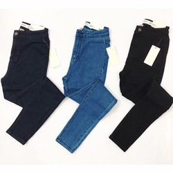 quấn skinny jeans