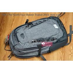 Balo The North Face Router Transit- Màu xám Chính hãng
