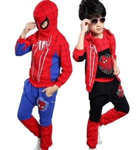 Thời Trang Spider Man Cho Bé