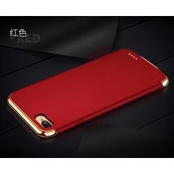 Sạc dự phòng kèm ốp lưng cho iPhone Màu Đỏ