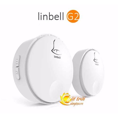 Chuông cửa không dây siêu cao cấp, không cần pin LINPTECH LinBell G2 - 5042528 , 6287255 , 15_6287255 , 550000 , Chuong-cua-khong-day-sieu-cao-cap-khong-can-pin-LINPTECH-LinBell-G2-15_6287255 , sendo.vn , Chuông cửa không dây siêu cao cấp, không cần pin LINPTECH LinBell G2
