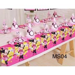 set bàn tiệc sinh nhật cho bé 04