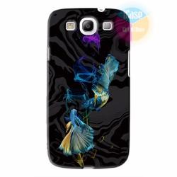 Ốp lưng Samsung Galaxy S3 in hình Họa tiết cá