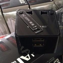 Sạc Genai GN7 1 lỗ cắm 2 USB