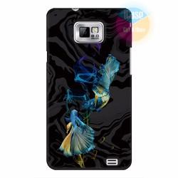 Ốp lưng Samsung Galaxy S2 in hình Họa tiết cá