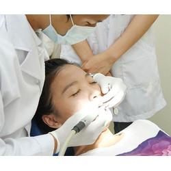 Dịch vụ Cạo vôi Đánh bóng 02 hàm tại Nha khoa Nụ cười Việt