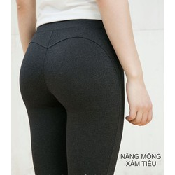 Quần legging Bigsize NÂNG MÔNG cao cấp có size cho bạn dưới 96kg